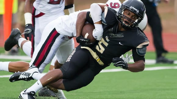 Test your high school football knowledge in our Week 5 pick 'em contest