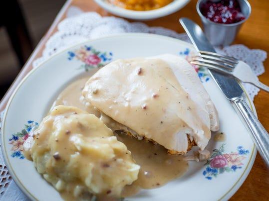 Holloway House turkey