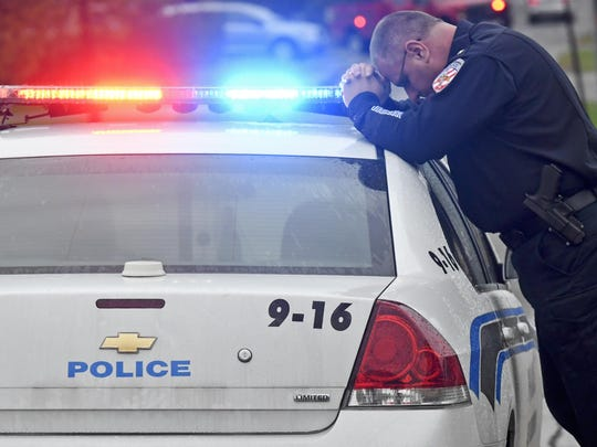 Officer Fatally Shot (3)