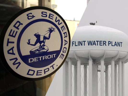 Detroit Hosts Water Affordability Fair To Help Residents With Water Bills