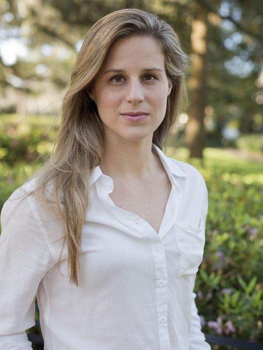 Lauren Groff (c) Megan Brown