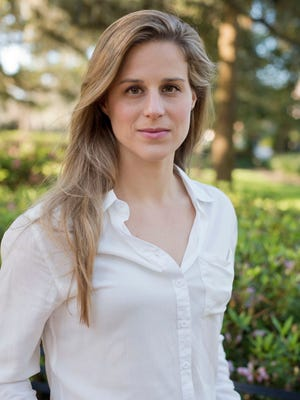 Lauren Groff, author of the nominated novel 'Fates and Furies.'