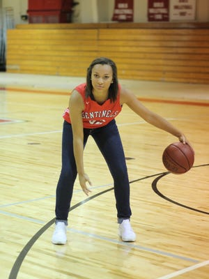 ECS senior Holly Golden was named to the McDonald's All-American nominee list recently.