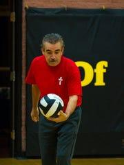 Deacon Rolando Lujan.