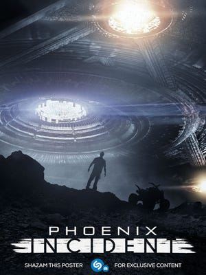 Movie poster for 'The Phoenix Incident.'