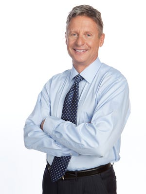 Former New Mexico Gov. Gary Johnson is running for a second time to represent the Libertarian Party in the 2016 U.S.. presidential election.