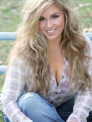 Melissa Mickelson will play country, blues and rock 9 p.m. April 23 at South Liberty Bar & Grill.