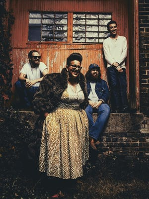 Alabama Shakes will perform Saturday night at the festival.