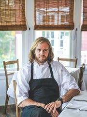 James Beard-nominated Chef Lucas Manteca wants his