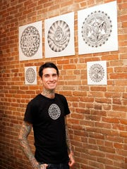 Chris Sheehan plans to open his tattoo studio in Cheshire Village in the coming weeks.