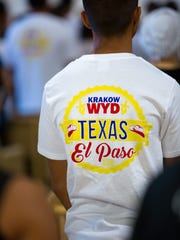 Organizers say 126 youths from the Borderland are headed