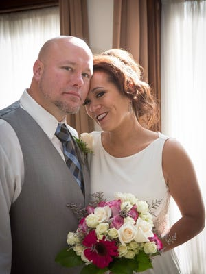 Brian Patrick Zezawa and Rachel Anne Pingston of Redford