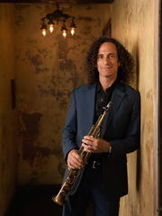Kenny G will perform at The Grand April 26.
