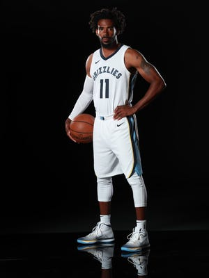 The Memphis Grizzlies unveiled their new Nike uniforms on Twitter Thursday night.