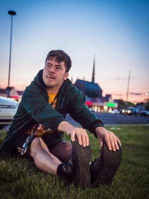 """"""" I don't act like a rapper,"""" says JP from the HP, aka John Panich. """"I mean, I don't even think 'acting like a rapper' is a thing anymore. The old rules don't apply."""" He performs Sunday night at the Hamtramck Labor Day Festival."""