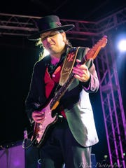 Stevie Ray Vaughan tribute band Texas Flood will perform 9 p.m. Feb 24 at The Iron Horse Pub.