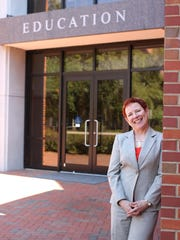 Marcy Driscoll, dean of the College of Education at Florida State University.