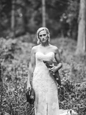 Photographer Rachel Heller honored a bride's request to capture photos in the midst of heartbreak.
