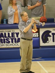 Al Nelson was the band director in the early years at Valley Christian.