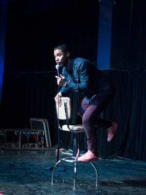 Comedian Langston Kerman performed at Club Downunder this past Saturday delivering a hilarious and impacting show.