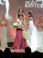 Braea Tilford wins Miss Kentucky USA 2018 in May.