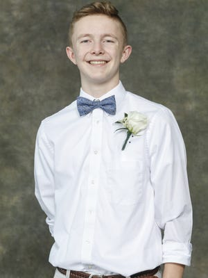 """Sean McCutcheon, winner of the Ohio 4-H Achievement Award for his outstanding efforts in Sheep projects, claims the process was """"probably the best thing (he's) ever done."""""""