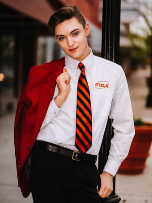 Weston Buhr will serve as the FCCLA National Vice President of Community Service during School Year 2020-2021.