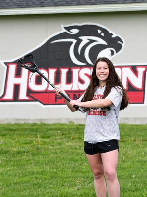 Recent Holliston High graduate Audrey Strock will play lacrosse at Thomas Jefferson University in Philadelphia, Pa.