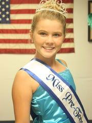Rylee was Lehigh Acres' first Miss Pre-Teen winner.