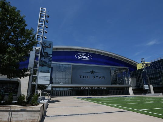 NFL: Dallas Cowboys Facility Tour