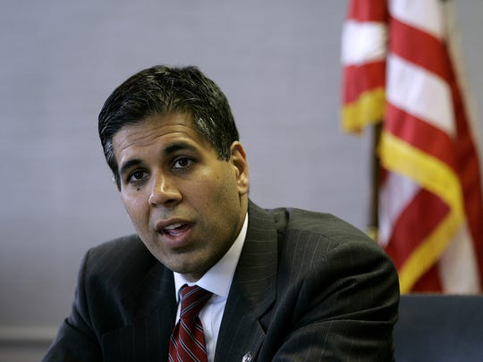 Judge Amul Thapar of the U.S. Court of Appeals for