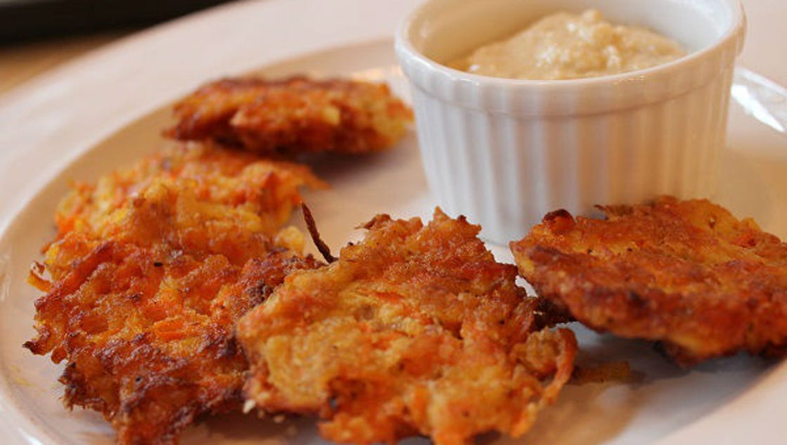 Carrot Apple Latkes: A New Hanukkah Tradition at House of Bedlam