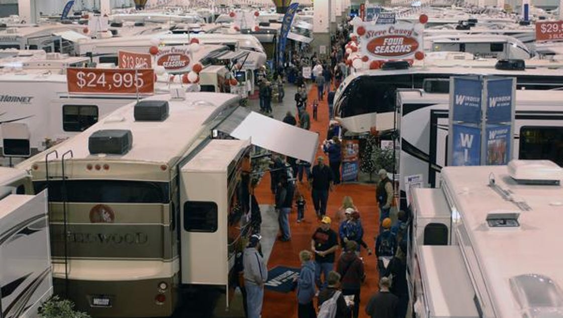 Colorado Rv Show Coming And Attracting A Younger Crowd
