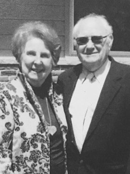 Anniversaries: Mila Mae Lambert & Donald Lambert