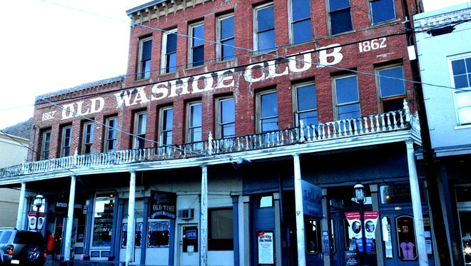 """Virginia City has added a saloon crawl to its """"The Way It Was Rodeo."""""""