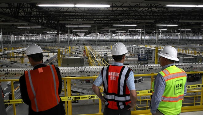 Some warehouse operators are easing the qualifications required for job applicants in the tight labor market.