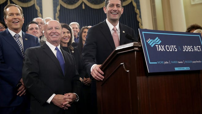 While the House GOP tax overhaul usefully broadens the income tax base, it has some fundamental flaws, economically and politically.