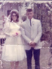 The Rev.and Mrs. Julius C. Smith -- 1964