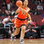 A'ja Wilson, considered one of the nation's top women's basketball recruits, picked South Carolina over offers from national champion Connecticut, North Carolina and Tennessee.
