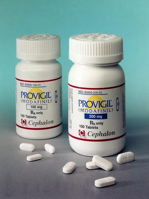 Provigil, marketed by Cephalon, treats sleepiness resulting from the diagnosed sleep disorders narcolepsy, obstructive sleep apnea or shift work disorder.