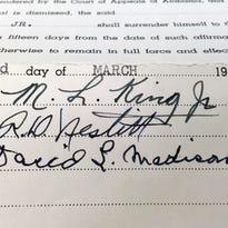 ASU archivists to preserve rare MLK Jr., Rosa Parks records