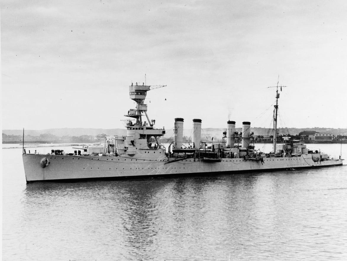 4th USS Detroit
