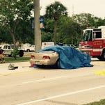 Video: Fatal crash closes A1A in Cape Canaveral