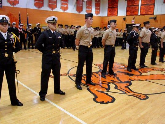 Linden High School NJROTC