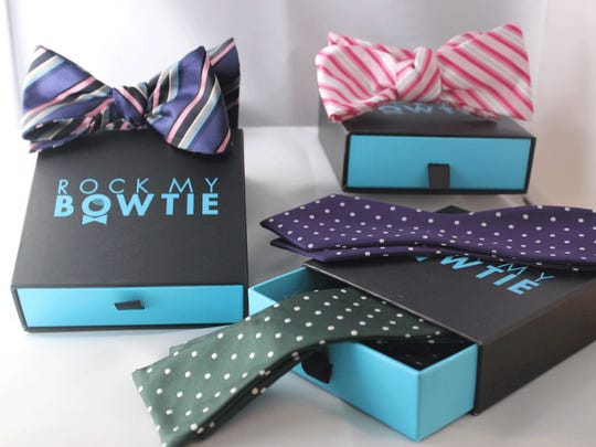 Indy company Rock My Bow Tie wants guys to do just that: add bow ties into their fashion closet.