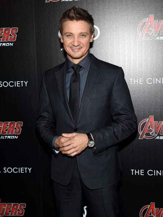 Renner on gay rumors: 'I don't care'