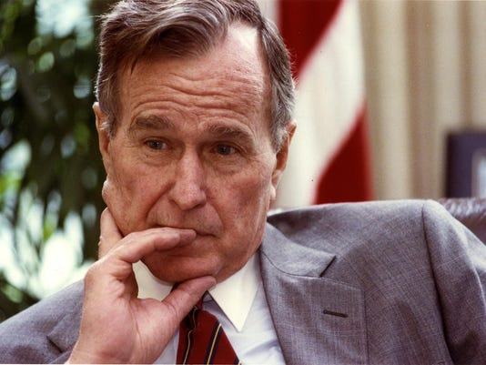 XXX GEORGE-H.W.-BUSH.JPG A USA DC