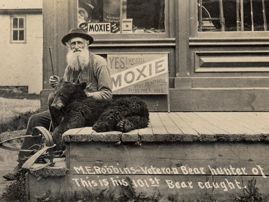 M.E. Robbins_101st Bear_Readsboro