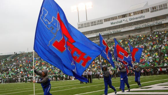 Bulldogs and Herd play Saturday afternoon for the conference