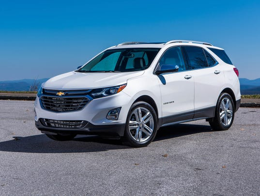 2018 Chevrolet Equinox (Photo: Jessica Lynn Walker, Chevrolet)